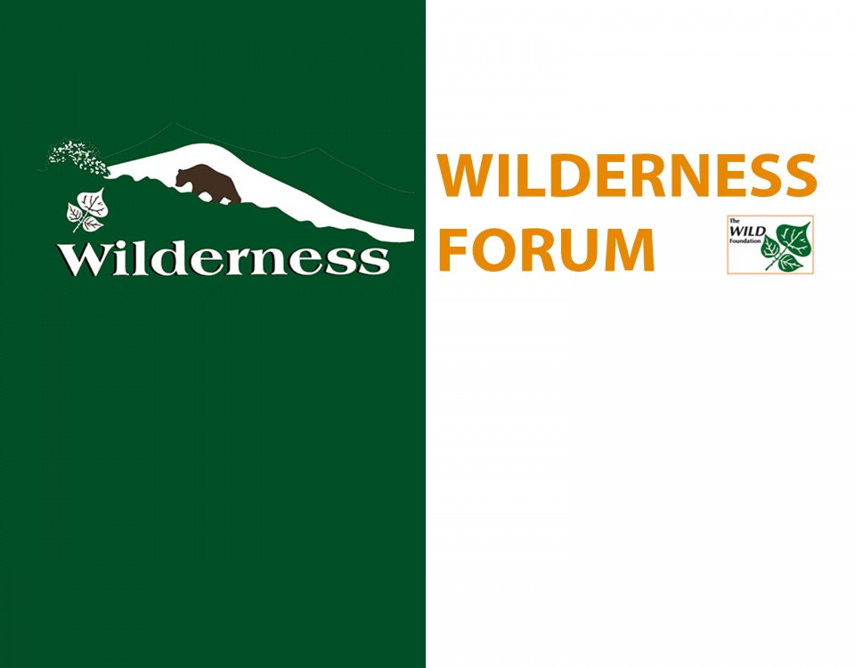 WILDERNESS IT - FORUM - Lungo 1920