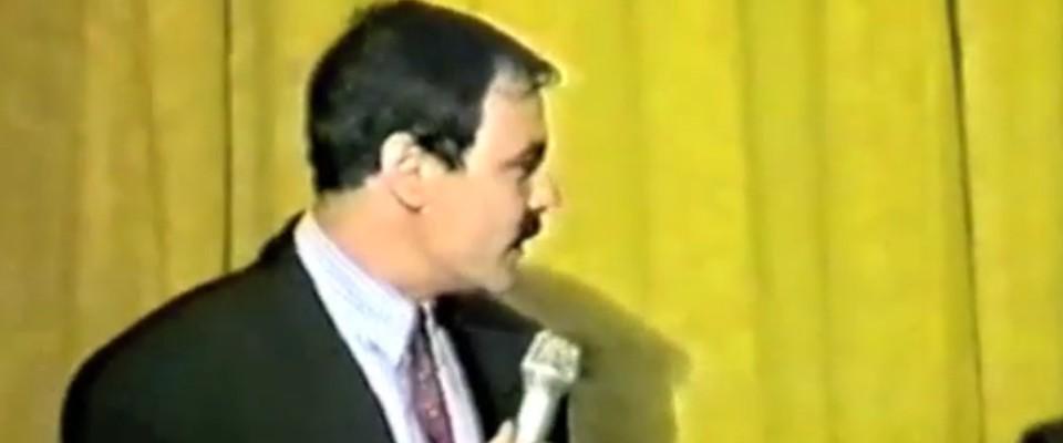 Wilderness IT - I NOSTRI VIDEO - M CESIMA 1 MAGGIO 1991 - INTERVENTO DI CLAUDIO TOLLO
