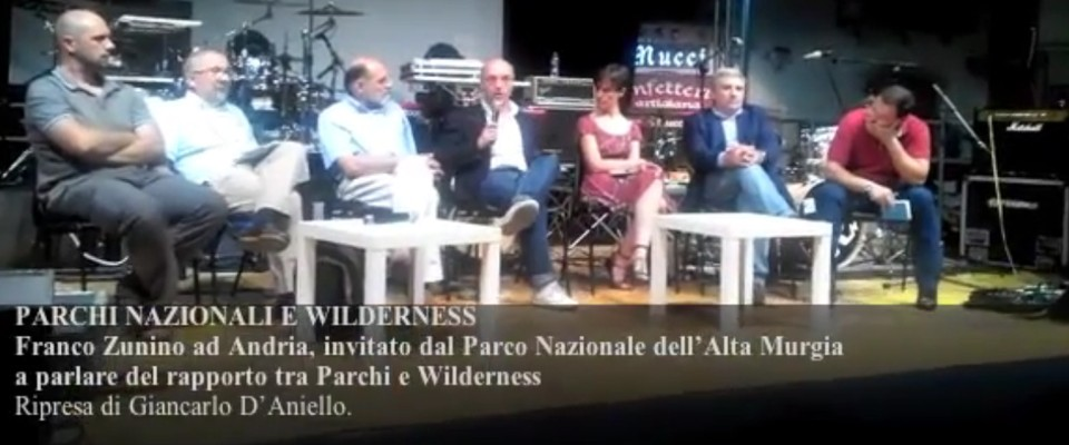 Wilderness IT - I NOSTRI VIDEO - PARCHI NAZIONALI E WILDERNESS