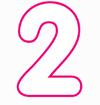 number-3-pink_4077